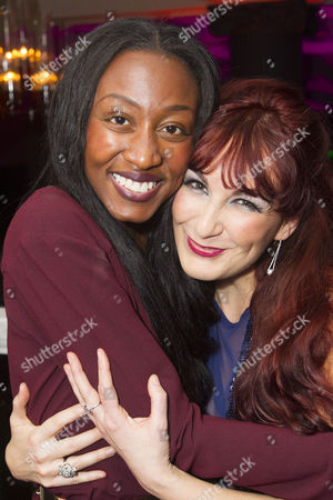 Beverley Knight and Madalena Alberto (Carrie)