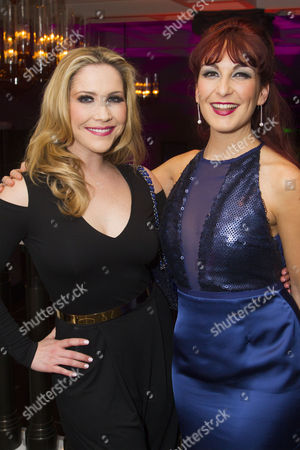 Heidi Range (Beth) and Madalena Alberto (Carrie)