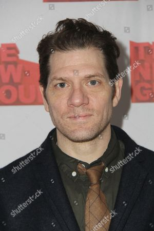 Editorial picture of 'Buried Child' play opening night, New York, America - 17 Feb 2016