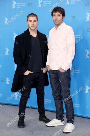 Nick Jonas and Andrew Neel