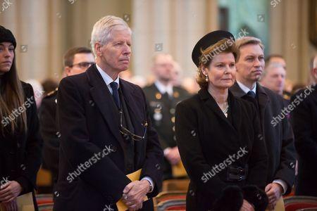 Prince Nikolaus of Liechtenstein, Princess Margaretha of Liechtenstein