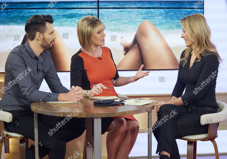 Editorial picture of 'This Morning' TV show, London, Britain - 18 Feb 2016
