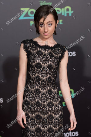 Stock Picture of Allisyn Arm