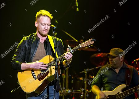 Editorial photo of Barrett Baber at The Joint in Las Vegas, America - 17 Feb 2016