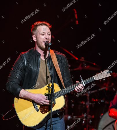 Editorial picture of Barrett Baber at The Joint in Las Vegas, America - 17 Feb 2016