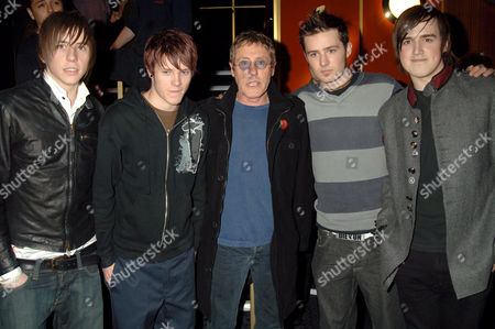 Editorial image of 'QUADROPHENIA' AND 'TOMMY' DVD LAUNCH, CURZON MAYFAIR, LONDON, BRITAIN - 02 NOV 2005