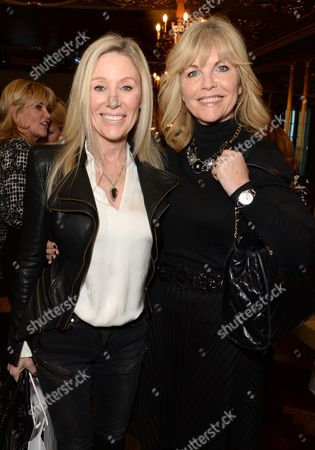 Stock Image of Angie Best and Angela Spindler