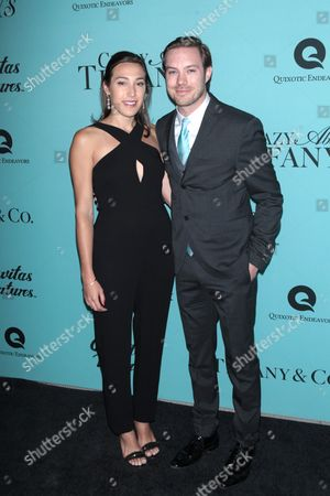 Editorial image of 'Crazy About Tiffany's' film premiere, New York, America - 18 Feb 2016