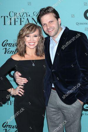 Stock Image of Sara Gore and Matthew Miele