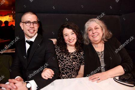 Stephen Karam, Sarah Steele, Jayne Houdyshell