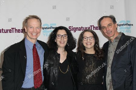 Editorial image of 'Old Hats' Off-Broadway play opening night, New York, America - 18 Feb 2016