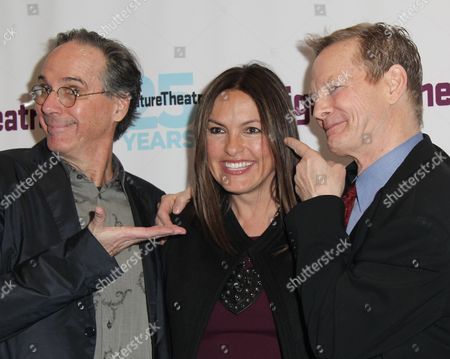 Editorial photo of 'Old Hats' Off-Broadway play opening night, New York, America - 18 Feb 2016