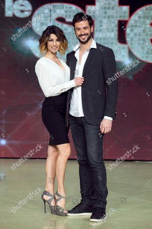 Iago Garcia and Samanta Togni