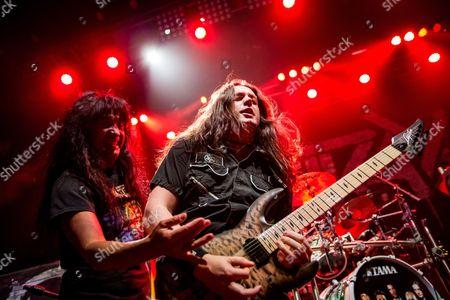 Anthrax - Jonathan Donais