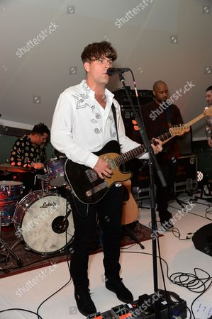 Jack Penate performs