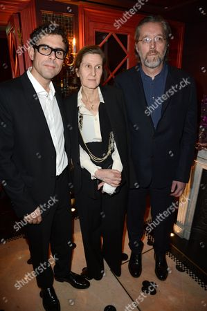 Stock Photo of Sebastian Suhl with guests