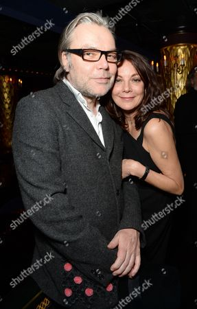 David Downton and Susan Young