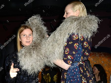 Editorial picture of 'Marc Jacobs Beauty London Dinner', Autumn Winter 2016, London Fashion Week, Britain - 20 Feb 2016