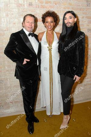 Martin Gastinger, Arabella Kiesbauer, Conchita Wurst