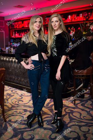 Daniela Felder and Annette Felder