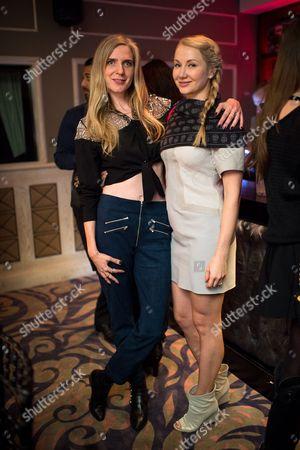 Daniela Felder and Tatiana Karelina