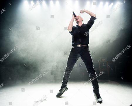 Thunder - Danny Bowes