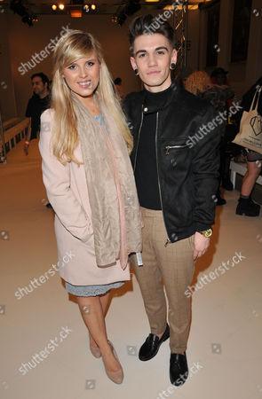Sara Hartill & Jake Sims