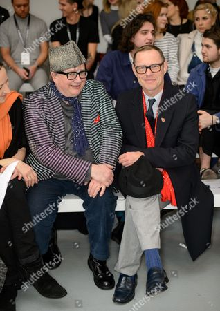 Sebastian Conran and Tom Conran