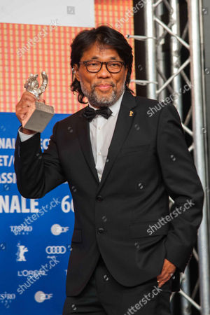 Editorial image of Bear Award winners ceremony and press conference, 66th Berlinale International Film Festival, Berlin, Germany - 20 Feb 2016