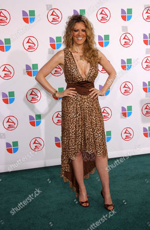 Editorial picture of 6TH ANNUAL LATIN GRAMMY AWARDS, LOS ANGELES, AMERICA - 03 NOV 2005