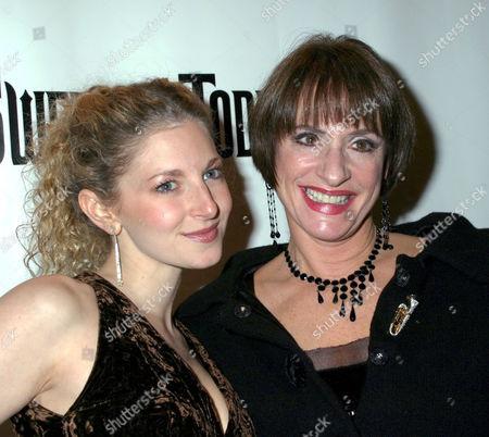 Lauren Molina and Patti LuPone