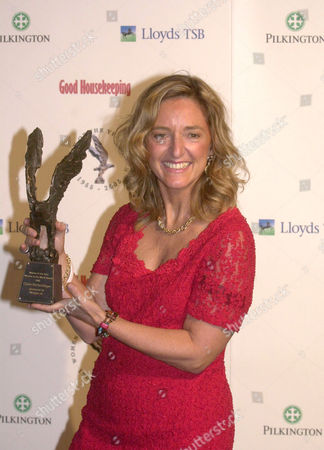 Stock Picture of Claire Bertschinger, the Red Cross nurse who inspired Live Aid, with the Window to the World award