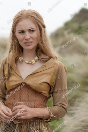 Stock Photo of EPISODE 5 Pictured: OLIVIA CHENERY as Mara