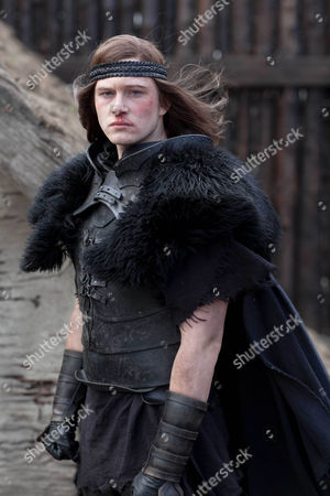 BEOWULF EP 7 Pictured: LIAM AINSWORTH as Dayraven.