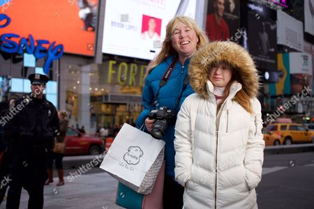 Madeline Stuart with mother Rosanne
