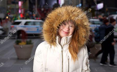 Stock Image of Madeline Stuart