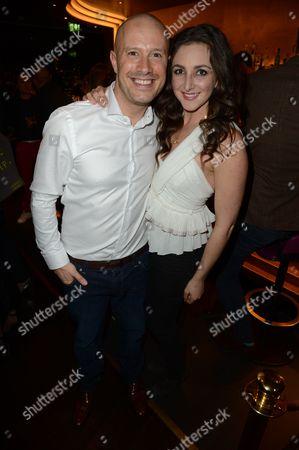 Dale Pinnock and Natasha Corrett