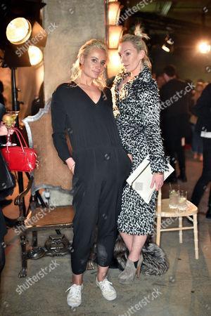 Kalita Al Swaidi and Olivia Buckingham