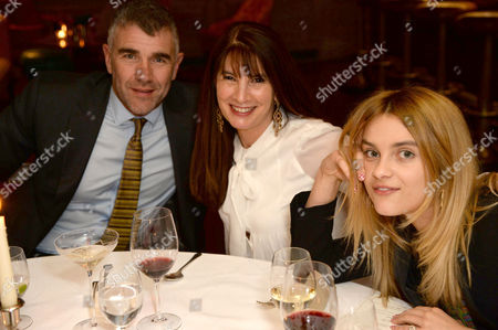 Ivan Massow and guests