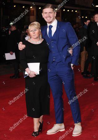 Editorial picture of 'Grimsby' world film premiere, London, Britain - 22 Feb 2016