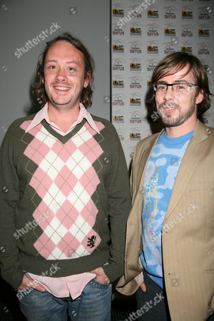Basement Jaxx - Simon Ratcliffe and Felix Buxton