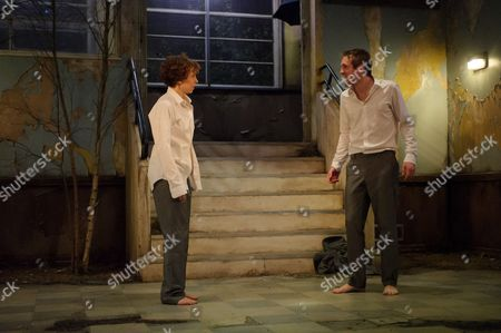 Editorial picture of 'Cleansed' play, photocall, Dorfman, National Theatre, London, Britain - 22 Feb 2016