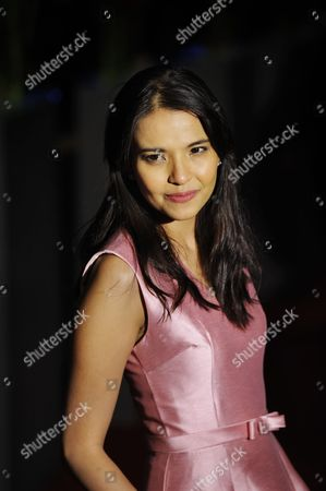 Stock Picture of Alessandra De Rossi