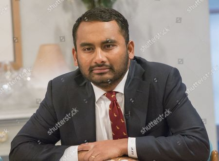 Stock Picture of Amol Rajan