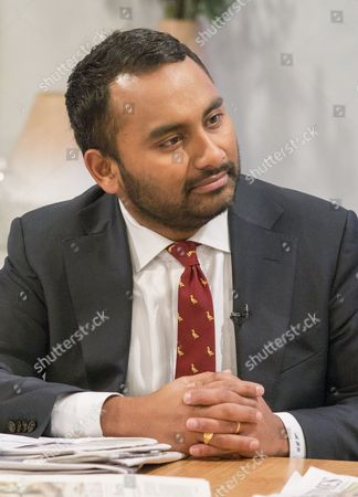 Stock Photo of Amol Rajan