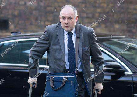Robert Halfon, Minister without Portfolio