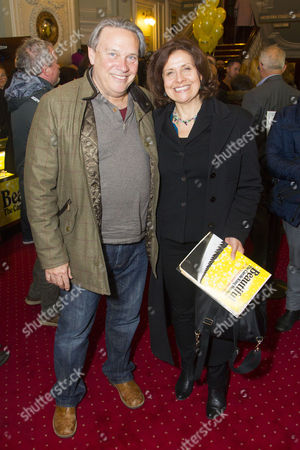 Stock Photo of Phil Clymer and Rebecca Front