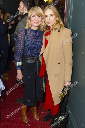 Stock Picture of Alecky Blythe and Maryam D'Abo