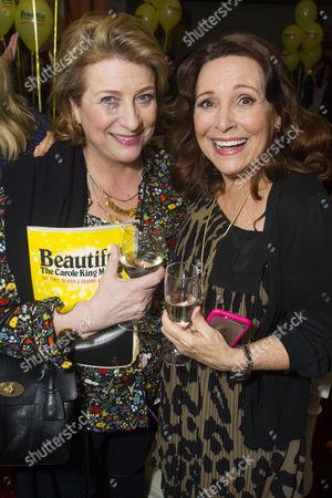 Caroline Quentin and Diane Keen (Genie Klein)