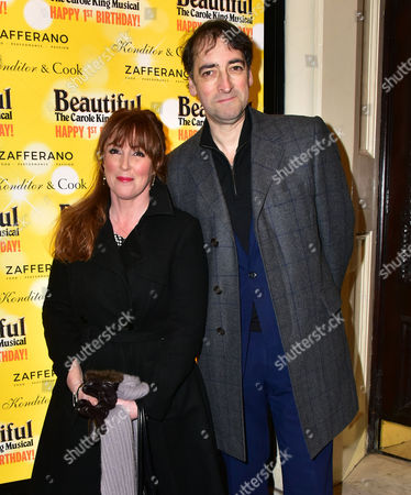 Stock Picture of Charlotte Page, Alistair McGowan